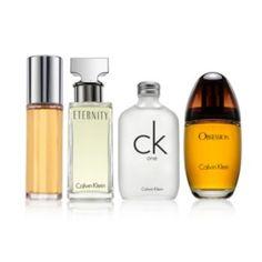 Calvin Klein 4-pc. Fragrance Collection Gift Set - Women's