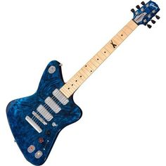 #Gibson USA #RobotGuitar RBFBXBECHP Firebird X, Blue-Volution - Current price: USD $7337.89 - Follow this on Notivo to get notified when there is an update (#MusicalInstruments, #Guitars, #Electronics, #GibsonUSAs).