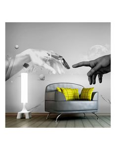 Fototapeta Intergalactic touch 1 ALIChome Touch, Home Decor, Child Room, Ghosts, Decoration Home, Room Decor, Home Interior Design, Home Decoration, Interior Design