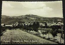 AREZZO - CORTONA VISTA DA CAMUCIA - 1958