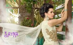 Gorgeous Semi Stitched Soft net Gowns @ 2200/- For Orders- Call or Whatsapp---8861568859 salwarstyles@gmail.com Net Gowns, Sari, Style, Fashion, Saree, Swag, Moda, Fashion Styles, Fashion Illustrations