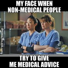the facial expression when people with no medical background . - Witzig - 🤣🤣 … the facial expression when people without a medical background … give me medical dia - Chronic Fatigue Syndrome, Chronic Illness, Chronic Pain, Medical Memes, Medical Advice, Nursing Tips, Nursing Memes, Funny Nursing, Memes Humor