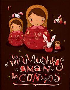 Ivanke ilustraciones