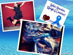 "Bella's Bracelets ""Upright & Conscious"" awareness fundraising campaign!"