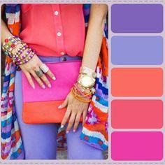 16 Panduan Kombinasi Warna Baju Untuk Tampil Stylish - Vemale.com