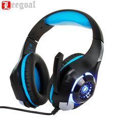>> Click to Buy << Gaming Headphones LED light Wired earphone HD Stereo Gamer Headset with Microphone for PC Xbox one Laptop Tablet PlayStation 4 #Affiliate