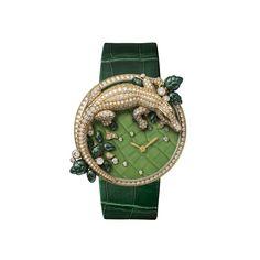 Les Indomptables de Cartier watch