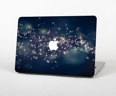 The Dark & Glowing Sparks Skin Set for the Apple MacBook Pro from DesignSkinz. Saved to MacBook Pro Macbook Pro Decal, Macbook Pro Skin, Macbook Pro Cover, Macbook Stickers, Macbook Case, Macbook Air Pro, Apple Macbook Pro, Laptop Cases, Keyboard Stickers