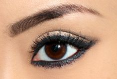 How to Foil Eye shadow Makeup