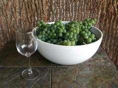 Grapes can grow anywhere, thriving in a variety of climates and soil types. Growing grapes is rewarding, because after a few years they produce abundant fruit and quickly provide architectural interest in the edible landscape.data-pin-do= Fruit Garden, Edible Garden, Organic Gardening, Gardening Tips, Backyard Plan, Homemade Wine, Mother Earth News, Growing Grapes, Types Of Soil