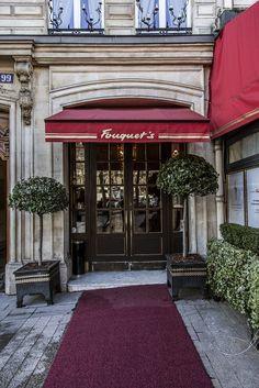 CIDEM COSMETICS PARIS au Fouquet's