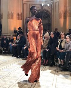 Front Row Files: @csiriano gave me life!  I can't even begin to describe how amazing his show was. Seeing beautiful women of all shapes and sizes gracing the runway makes my heart melt. Congrats on an amazing show! #frontrow _____________________________________________________________  #fashioneditor  #newyorkstyle #luxury  #instagood #instafashion #photooftheday #streetstyle #fashionblogger  #ootd #style #fashion #etceteramodus #marydyann #girlboss #fashionstylist  #luxuryfashion…