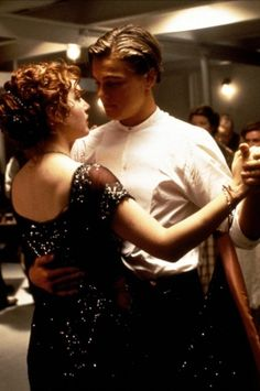 """""""To making it count"""" <3  Titanic. Forever."""