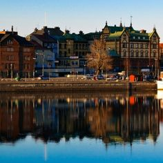 Umea, Sweden – Host of the European Capital of Culture 2014