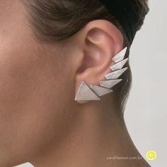 Artemis Earcuff Silver
