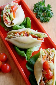 Bumble Bee Foods makes these tuna salad stuffed shells EXTRA delicious! #OnlyAlbacore #CG