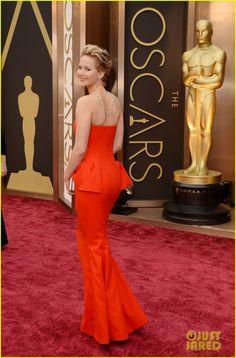 Jennifer Lawrence - Oscars 2014 Red Carpet