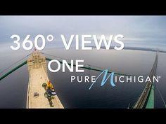 Explore Amazing Michigan Locations With Google Trekker's Stunning Street View - YouTube