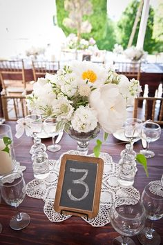Hudson Valley Wedding at The Belvedere Mansion from Cappy Hotchkiss Wedding Table, Rustic Wedding, Our Wedding, Dream Wedding, Chic Wedding, Wedding Bells, Bride Kit, Chalkboard Table Numbers, Wedding Decorations