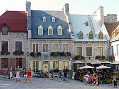Top 25 Cities in the World: Readers' Choice Awards 2014 - Condé Nast Traveler - Quebec City, Canada I have a picture from this exact spot last summer. It is to die for!