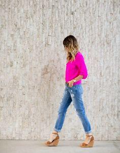 Spring Denim Guide   theglitterguide.com