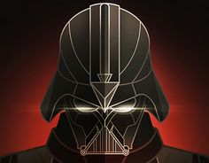 """Check out this @Behance project: """"Star Wars Villains"""" https://www.behance.net/gallery/30421365/Star-Wars-Villains"""