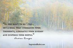 Inspiration Bucket - Daily Words of Wisdom