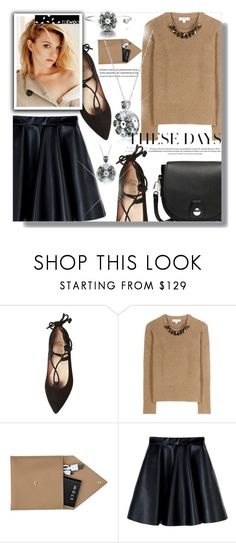 """""""Totwoo Smart Jewelry"""" by jiabao-krohn ❤ liked on Polyvore featuring French Sole FS/NY, Burberry, STOW, MSGM, rag & bone and totwoo"""