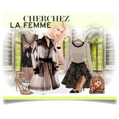 """""""Le Femme GWEN STEFANI"""" by melange-art on Polyvore"""