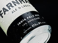 Brasserie Farnham | India Pale Ale | Branding | Emballage /Packaging | lg2boutique