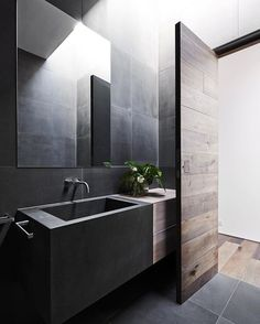 Any takers? Malvern House by Robson Rak Architects Located in Malvern Australia  Robson Rak Architects #restlessarch - Architecture and Home Decor - Bedroom - Bathroom - Kitchen And Living Room Interior Design Decorating Ideas - #architecture #design #interiordesign #homedesign #architect #architectural #homedecor #realestate #contemporaryart #inspiration #creative #decor #decoration