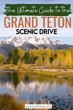 Add this scenic drive in Grand Teton National Park to your US national parks bucket list. You must not miss this on your national parks road trip. Make sure to include it in your Grand Teton itinerary. Grand Teton National Park things to do | Scenic Drives | Wyoming Travel | Wyoming National Parks | Grand Tetons | USA Travel | US national parks travel | best national parks USA #parkscollecting Best National Parks Usa, Grand Teton National Park, Wyoming, Travel Usa, Road Trip, Best Hikes, Travel Advice, Nice View, Travel Around The World