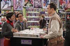 """""""The Weekend Vortex"""" - Simon Helberg as Howard Wolowitz, Johnny Galecki as Leonard Hofstadter and Jim Parsons as Sheldon Cooper in THE BIG BANG THEORY, Thursdays at 8/7c on CBS."""