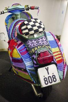 Moto tricot