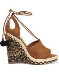 Wedges | Wedge Sneakers, Shoes & Heels | Lyst