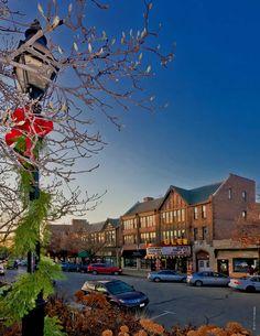 Glen Ellyn Christmas Downtown