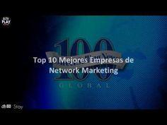 Top 10 las Mejores Empresas de Network Marketing [DNS]