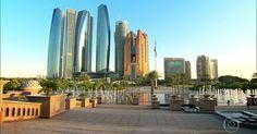 Petróleo faz de Abu Dhabi terra do dinheiro e da prosperidade