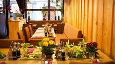Végét'Halles restaurant paris