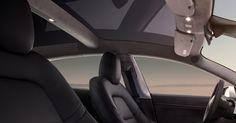 We finally know what the inside of Tesla's Model 3 looks like, and it's stunning Endlich wissen wir, wie das Innere von Teslas Model 3 aussieht und es ist atemberaubend # Inside Car, Tim Beta, Tesla S, Technology Updates, New Launch, Interior Photo, Minimalist Interior, Future Car, S Models