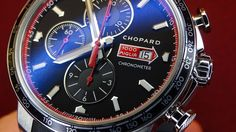 #Chopard Mille Miglia GTS Chrono - detalle de esfera