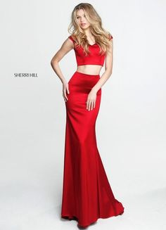 Sherri Hill prom dress style 51251