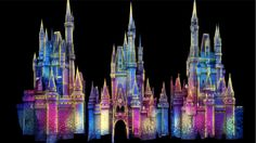 new 'Celebrate the Magic' nighttime show at Magic Kingdom starting Nov. 2012