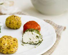 Labneh cheese (yoghurt, salt, seasonings to taste, cheesecloth, sieve)