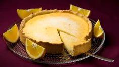 Amerikkalainen appelsiinijuustokakku   Leivonnaiset   Yhteishyvä Food N, Food And Drink, No Bake Cake, Cheesecake, Goodies, Favorite Recipes, Baking, Desserts, Glass