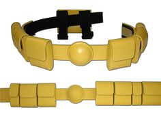 Young Justice Robin Belt