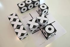 Tic Tac Toe Tic Tac Toe Board, Simple, School, Prints, Fun, Funny