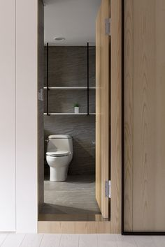 INDOT | THE FAMILY'S INN Decorating Small Spaces, Interior Decorating, Interior Design, Japanese Bathroom, Compact House, Casa Clean, Modern Architecture, Toilet, Behance