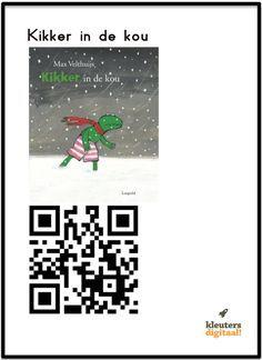 Luister, lees, leer en speel met QR codes over de winter Leeftijd: 4 – 99 jaar Prijs: gratis Download voor iPhone