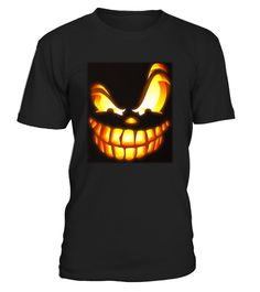 "# Scary Face Halloween T Shirt Scary .   Scary Face Halloween Tshirt, Get this cool and creepy ""Scary Face Halloween Shirt"" to spook all your friends and family, freak out with this weird jack o lantern tee, smiling pumpkin head, pink glow in the dark effect print (ink does not glow in the dark)  *** IMPORTANT *** These shirts are only available for a LIMITED TIME, so act fast and order yours now!TIP: SHARE it with your friends, buy 2 shirts or more and you will save on shipping."